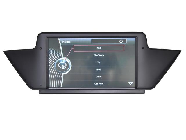 Штатное головное устройство для BMW X1 E84