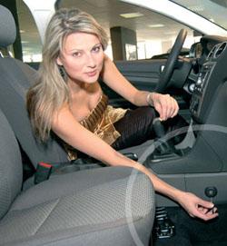 Сложно угнать автомобиль с установленным блокиратором