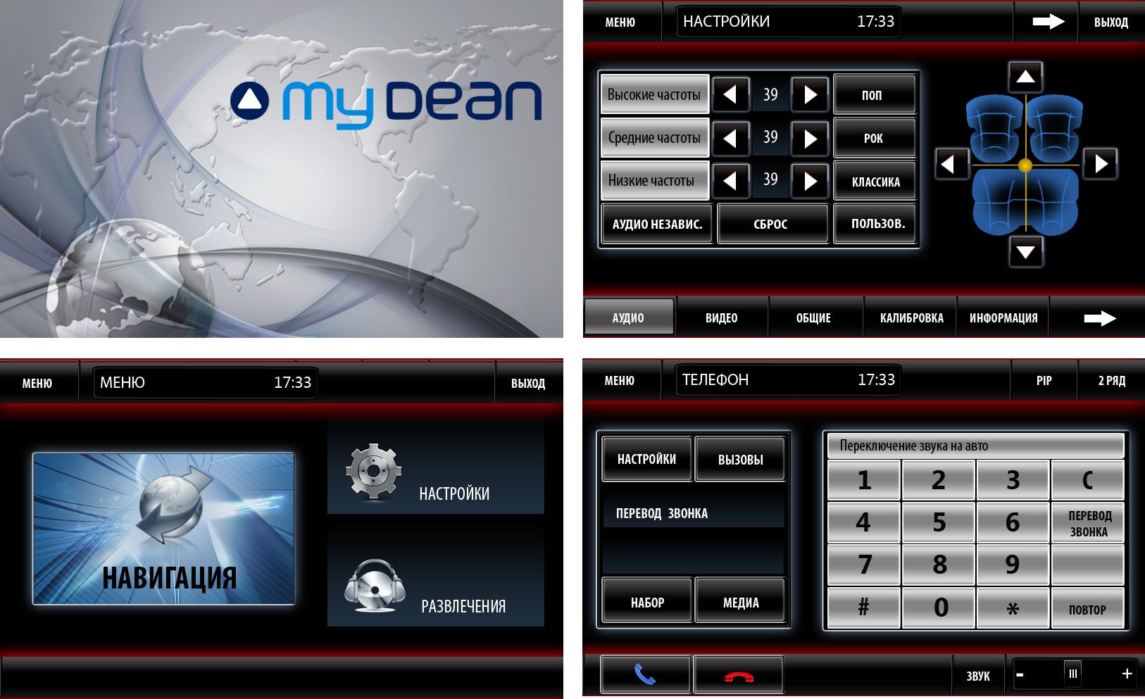 MyDean 7212