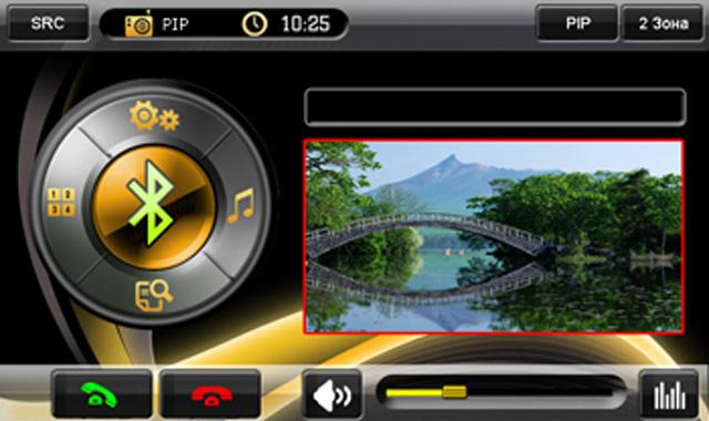 Мультимедиа и навигация в автомобиле