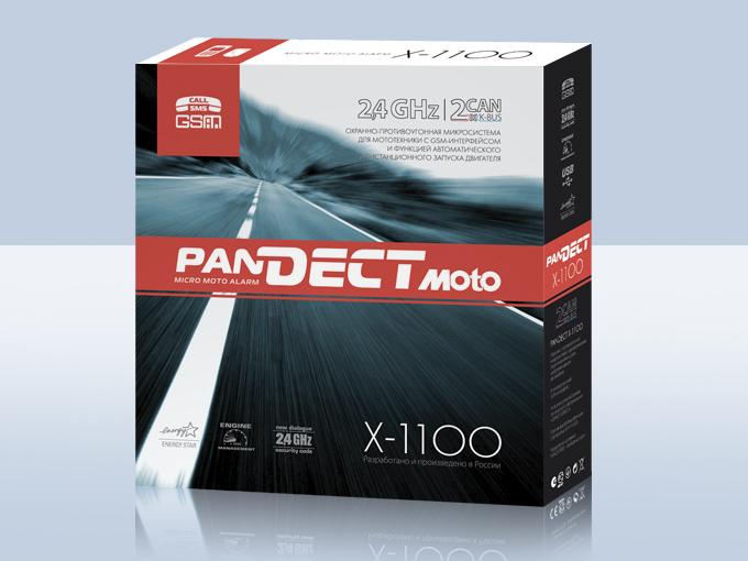 PANDECT X-1100 moto