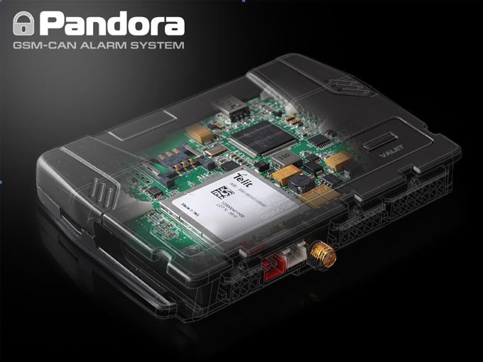 Pandora DXL-3000