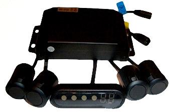 Парковочный радар MED Top Parking3.