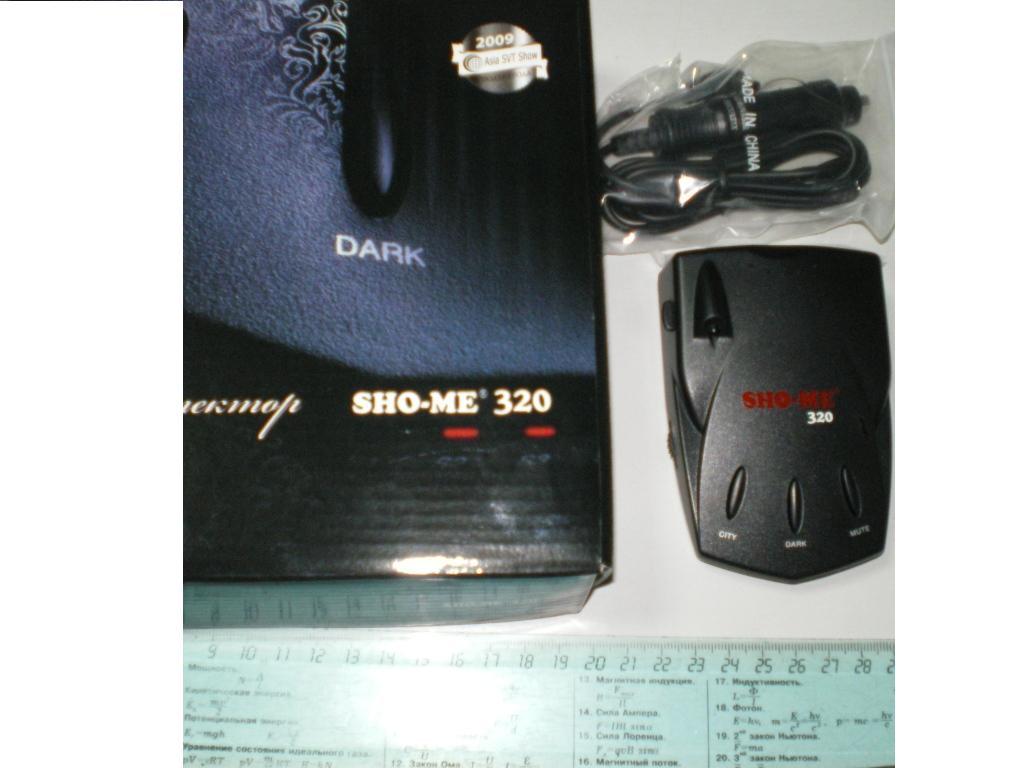 SHO-ME 320