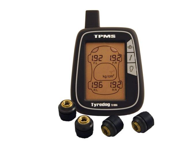 Система контроля температуры и давления в шинах TPMS CRX-1002