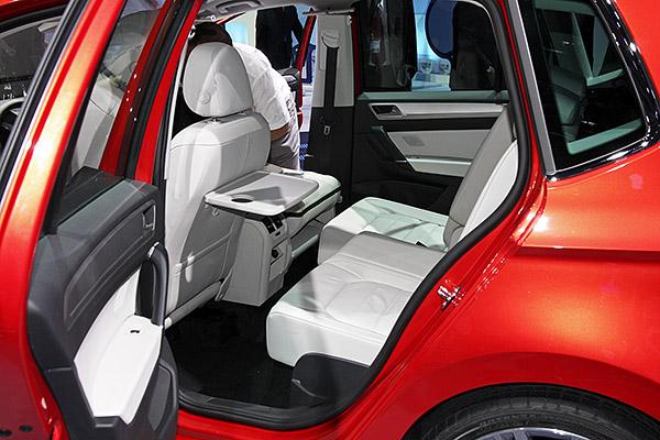 Golf Sportsvan от Volswagen