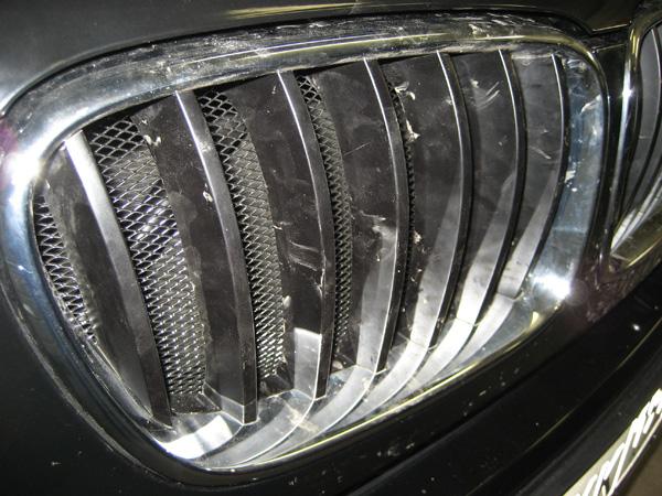 Защитные решетки для радиатора